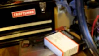 McCulloch Eager Beaver Chainsaw Carburetor Rebuild Part 1 of 2