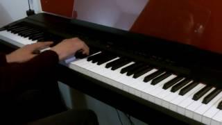 Dream Theater - The X Aspect - Piano Cover