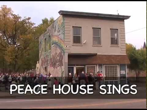 Peace House Sings is a collection of poems and songs that tell the story of this special place.