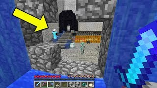 I accidentally found some broken blocks into this $7,000,000 Minecraft Base...and they had no idea!