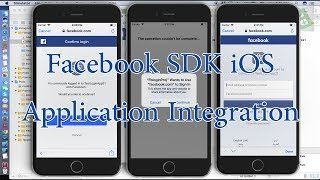 iOS Swift: How to integrate the Facebook Login SDK and