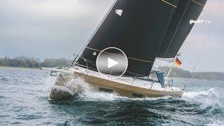 Spannendste Yacht 2018? Bente 39 im Exklusivtest – Teil 1: unter Segeln