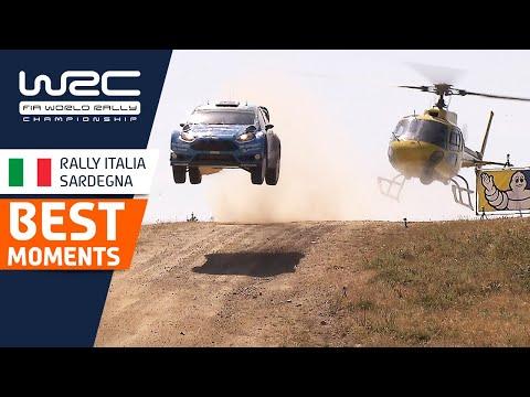 WRC 2021 第5戦ラリー・イタリア 過去のベスト走行をまとめたダイジェスト動画