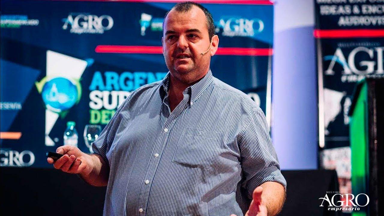 Leandro Parissia - Presidente de BioNutrir