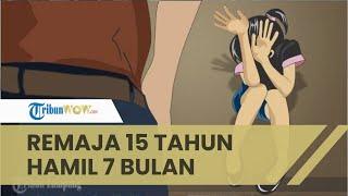 Kisah Pilu Remaja 15 Tahun di Lampung Hamil 7 Bulan, Jadi Korban Tindak Asusila Pemuda Pengangguran