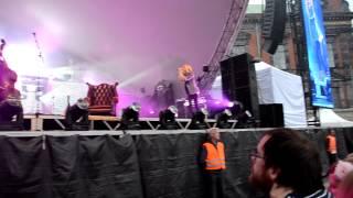 Anna Ternheim - No, I Don't Remember @ Malmöfestivalen 2012