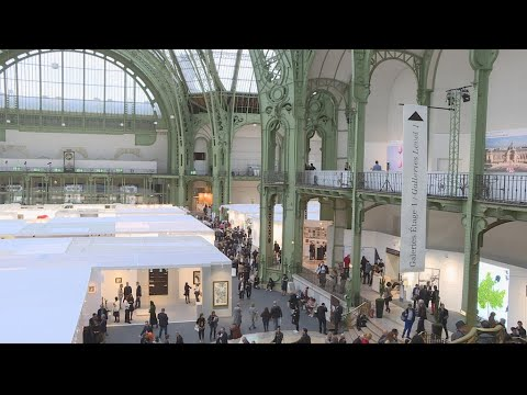 Paris Contemporary Art Fair welcomes galleries from Iran and Ivory Coast