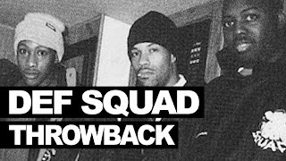 Erick Sermon, Redman, Keith Murray Def Squad freestyle 1995 - never heard before!