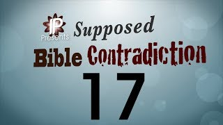 Supposed Bible Contradiction #17 (How long was Jesus Dead?)