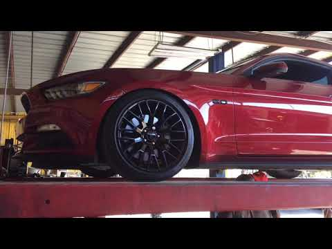 True Sound of A Ghost Cam Mustang| American Racing Headers