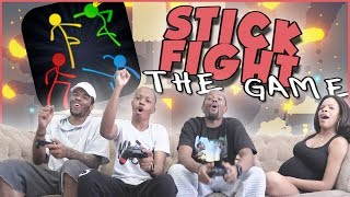 There Can Only Be ONE Stick Fight Champion! - Stick Fight Gameplay