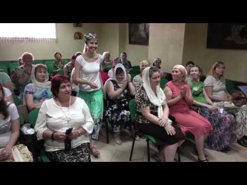 В Свято-Казанском храме вновь состоялся выпуск слушателей Епархиальных духовно-просветительских и медицинских курсов