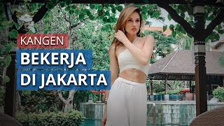 Tinggal di Bali Selama Pandemi Covid-19, Cinta Laura Akui Rindu Bekerja di Jakarta