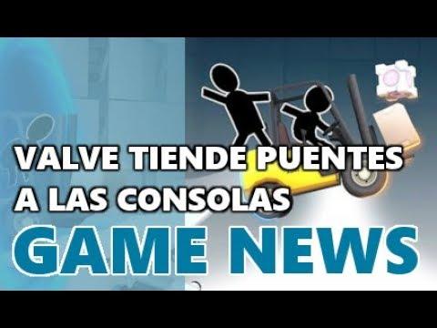 Bridge Constructor Portal y ¿Dark Souls remasterizado a la vista? – Game News 07/12/2017 (видео)