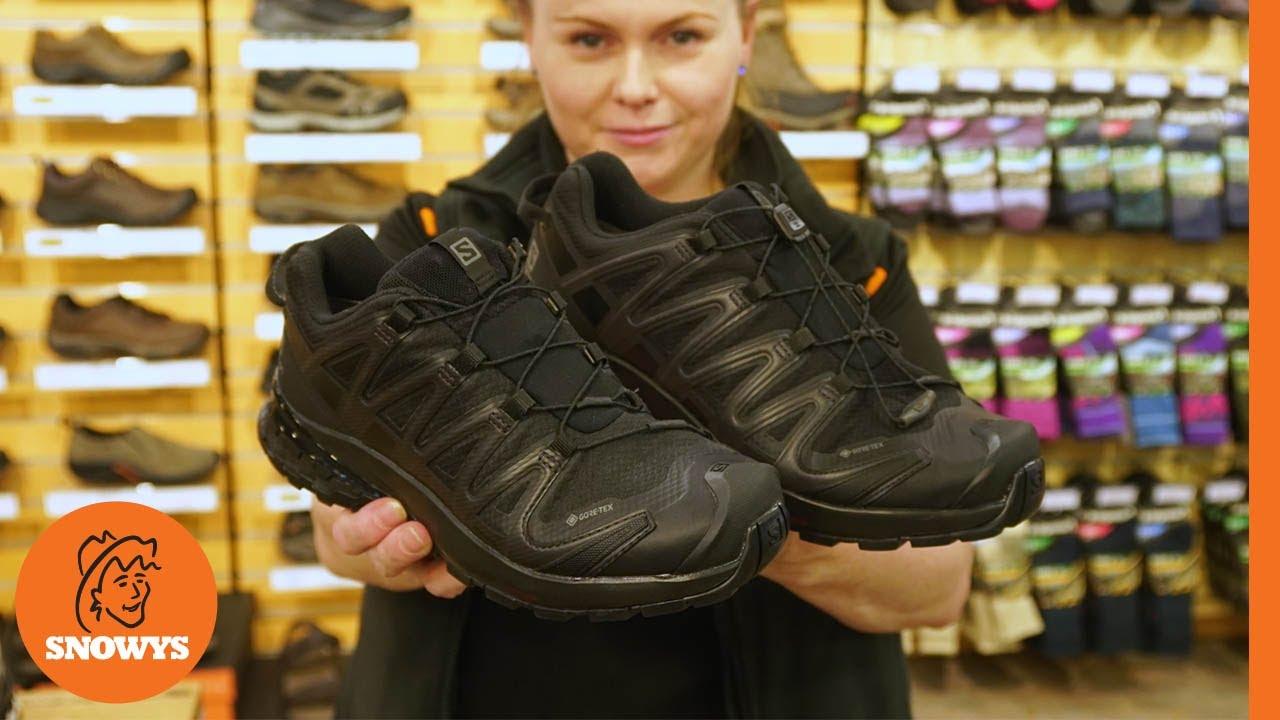 XA Pro 3D v8 GTX Men's Shoe
