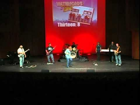 Waterford's Got Talent 2010 - Saturate