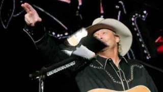 Alan Jackson - Three Minute Positive Not Too Country Up tempo Love Song