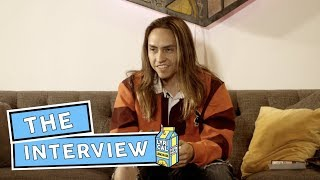 The Lyrical Lemonade Interview - Landon Cube