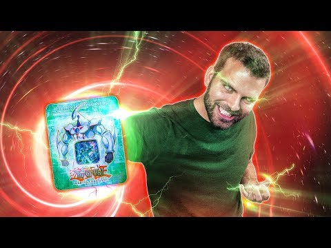 *NEW* Legendary Hero Decks Review | YuGiOh GX 2006 Elemental Hero Neos Tin Opening!
