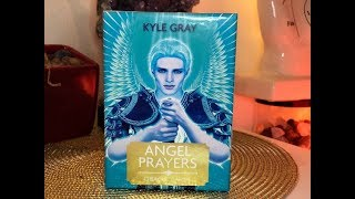 ❤️Angel Prayers Oracle Cards ❤️ by Kyle Gray❤️Unboxing ❤️ Spiritual messages