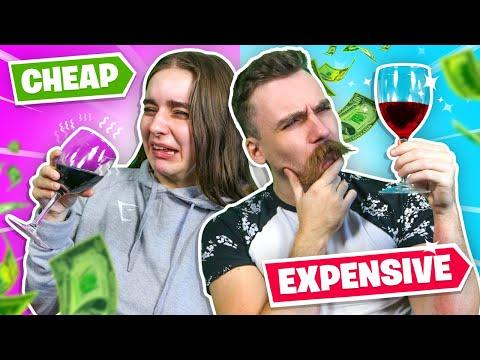 Expensive Vs Cheap CHALLENGE w/ CLICK!