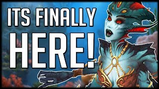 ITS FINALLY HERE! Patch 8.2 Release Date & Blizzard Admits They Were Wrong   WoW BfA