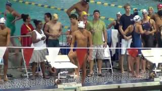 2017 YCF Summer Solstice Invitational - Boys 100M Breast Final