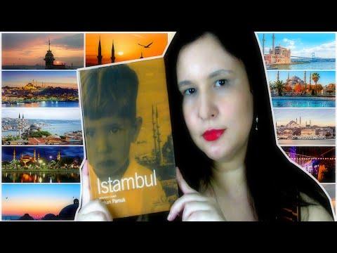 Istambul - Autor: Orhan Pamuk - Resenha - Aventura Literária