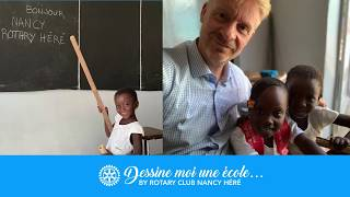 Dessine moi une école...à Dakar