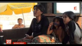 Micro-crédit : exemple au Cambodge. (#010)