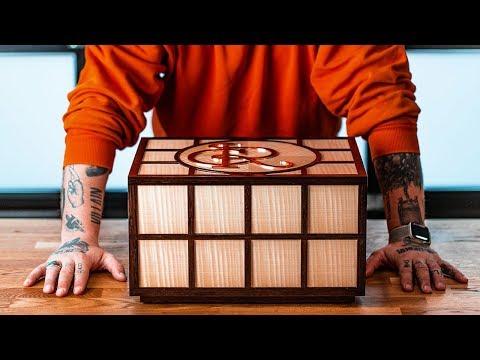 Solving A 10 000 Puzzle Box