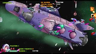 Wings Of Bluestar - Super Cool Hand Drawn R-Type-esque Side-Scrolling Shoot Em Up!