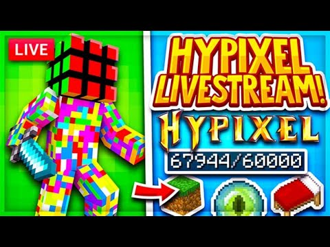 🔴 Hypixel Skyblock | Grinding NEW UPDATE (Dungeon Weapons/Armor)