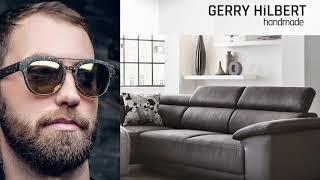 """Unsere Marke """"GERRY HILBERT handmade"""" - Erleben Sie tolle Möbel mit vielen Funktionen. Infos unter www.multipolster.de/gerry-hilbert"""