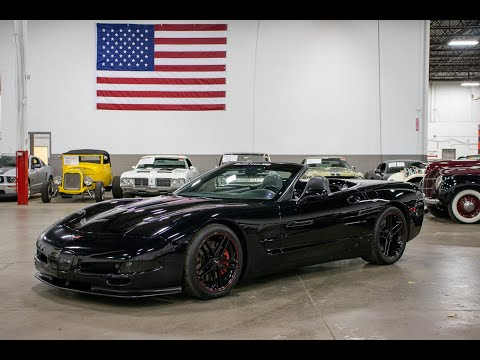 1998 Chevrolet Corvette (CC-1389653) for sale in Kentwood, Michigan