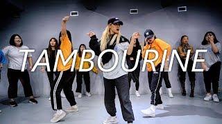Eve - Tambourine  | YEOJIN choreography