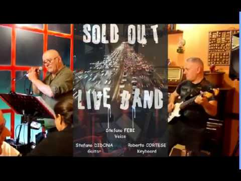 SOLD OUT LIVE BAND COVER POP-ROCK '70/'80/'90 Roma musiqua.it