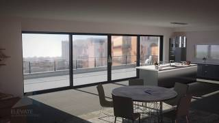 704LS SlideMASTER™ Sliding Door (Lift Slide)