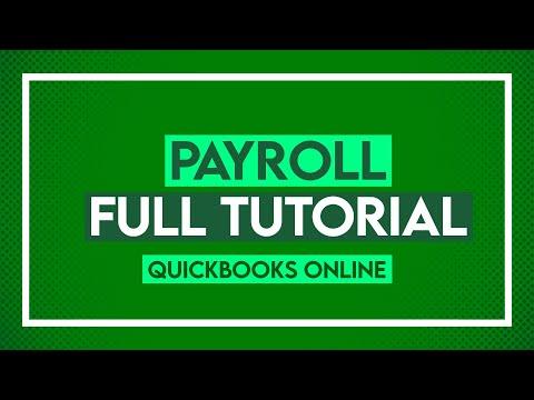 QuickBooks Online Payroll - Full Tutorial QuickBooks Payroll