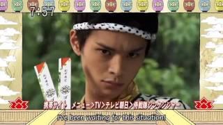 Samurai Sentai Shinkenger Episode Previews