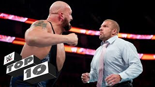 Big Show's KO Punch is one of the most devastating moves in WWE history. These 10 knockouts prove it, presented by Tapout. GET YOUR 1st MONTH of WWE NETWORK for FREE: http://wwe.yt/wwenetwork --------------------------------------------------------------------- Follow WWE on YouTube for more exciting action! --------------------------------------------------------------------- Subscribe to WWE on YouTube: http://wwe.yt/ Check out WWE.com for news and updates: http://goo.gl/akf0J4 Watch WWE on Sony in India: http://www.sonypicturessportsnetwork.com/sports-details/18/wwe Find the latest Superstar gear at WWEShop: http://shop.wwe.com --------------------------------------------- Check out our other channels! --------------------------------------------- The Bella Twins: https://www.youtube.com/thebellatwins UpUpDownDown: https://www.youtube.com/upupdowndown WWEMusic: https://www.youtube.com/wwemusic Total Divas: https://www.youtube.com/wwetotaldivas ------------------------------------ WWE on Social Media ------------------------------------ Twitter: https://twitter.com/wwe Facebook: https://www.facebook.com/wwe Instagram: https://www.instagram.com/wwe/ Reddit: https://www.reddit.com/user/RealWWE Giphy: https://giphy.com/wwe ------------------------------------ WWE Podcasts ------------------------------------ After the Bell with Corey Graves: http://bit.ly/afterthebellpodcast The New Day: Feel the Power: https://link.chtbl.com/7Fp6uOqk
