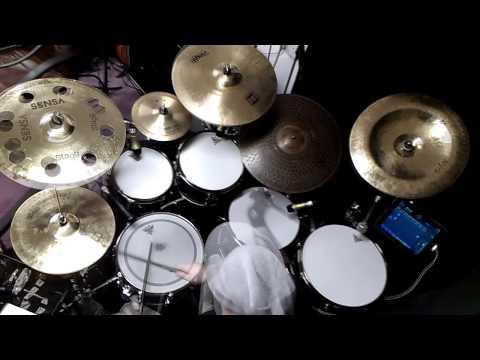 "Stagg 14"" DH Medium Hi Hats - Demo with mics - James chapman"