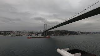 Суперсооружение. Мост через Босфор #44 18г.