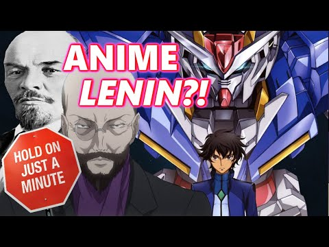 Hold up, Anime Lenin is in Gundam 00?!