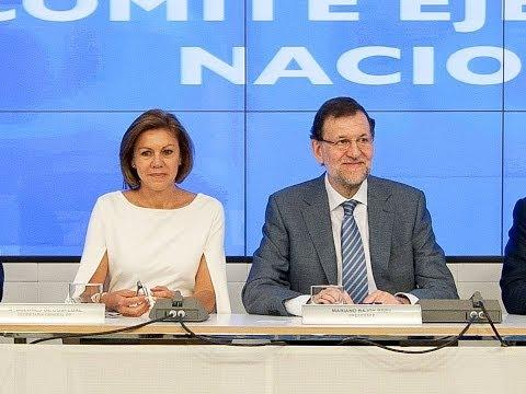 """Cospedal: """"El reto del PP es recuperar la agenda de la mejora de la calidad de la democracia"""""""
