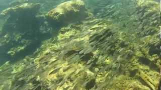 preview picture of video 'Palm Beach, Famagusta, Cyprus - Gopro HD Hero 2'