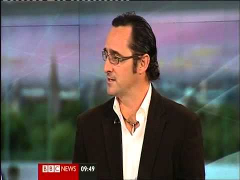 Benji Bennett's BBC Interview Before you Sleep Part 2, 3rd April 2010