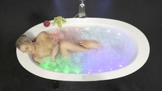 Aquatica Purescape Relax Luftmassage-Badewanne Video 2016