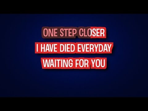 Glee Cast - A Thousand Years Part 2 (Karaoke Version)