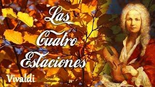 Vivaldi - Las Cuatro Estaciones (Completa) Primavera, Verano, Otoño, Invierno, Música Clásica Violin